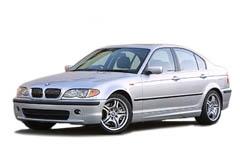 Коврики EVA BMW 3 (Е46) 4WD 1998 - 2005