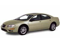 Коврики EVA Chrysler 300М 1998-2004