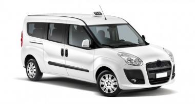Коврики EVA Fiat Doblo Maxi II 2015-нв
