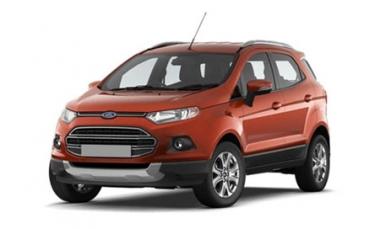 Коврики EVA Ford Ecosport 2013 - 2017
