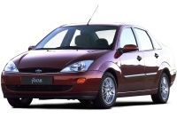 Коврики EVA Ford Focus I 1999 - 2005