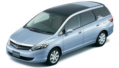 Коврики EVA Honda Airwawe 2004-2010