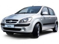 Коврики EVA Hyundai Getz 2002 - 2011