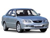 Коврики EVA Mazda 626 V 1997 - 2002