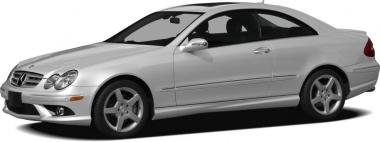 Коврики из экокожи 3D  Mercedes CLK-класс W208 1997 - 2003