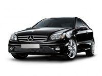Коврики из экокожи 3D  Mercedes CLC-klasse (2008–2011) Купе