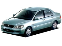 Коврики EVA Mitsubishi Lancer Cedia 2000-2003 (правый руль)