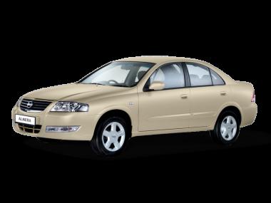 Коврики EVA Nissan Almera классic (2006 - 2013)