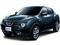 Коврики EVA Nissan Juke 2010 - н.в (правый руль)
