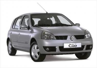 Коврики EVA Renault Clio II 1998 - 2013