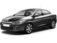 Коврики EVA Renault Fluence I 2009 - 2012