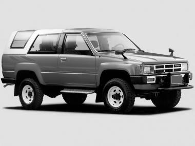 Коврики EVA Toyota 4Runner I 1984-1989