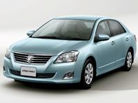 Коврики EVA Toyota Allion/Premio I (правый руль) 2001 - 2007