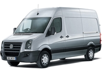 Коврики EVA Volkswagen Crafter 2006 - 2016
