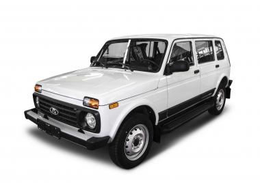Коврики EVA LADA (ВАЗ) 2131 (4x4) (5 дверей) 1977 - н.в