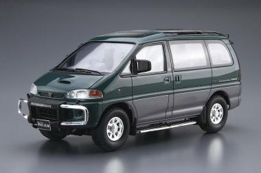 Коврики EVA Mitsubishi Delica 1993 - 2006 (кузов PE8W)