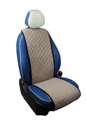 Накидки на сидения автомобиля из алькантары Накидки на сидения автомобиля из алькантары SRT