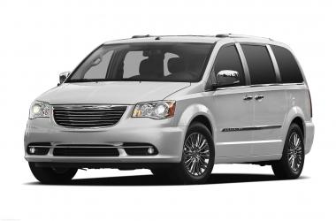 Коврики EVA Chrysler Town Country V  2007-2016