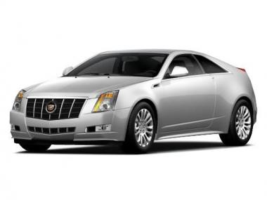 Коврики EVA Cadillac CTS II 2007-2014 (купе)