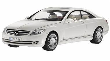 Коврики из экокожи 3D  Mercedes CL-класс (C216) 2006 - наст. время