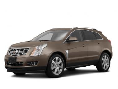 Коврики EVA Cadillac SRX II 2010 - н.в
