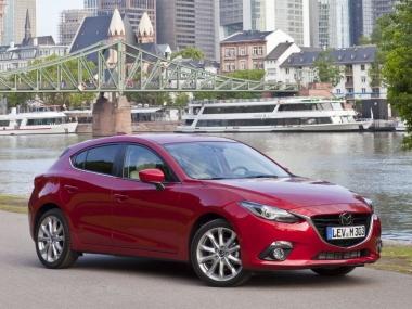 Коврики EVA Mazda 3 (BM) 2013 - 2019 (хетчбек)