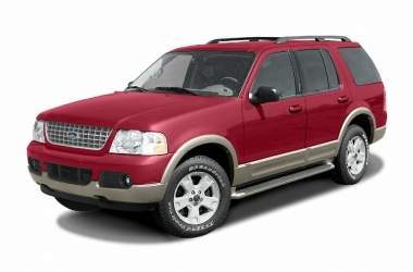 Коврики EVA Ford Explorer III 2001-2006