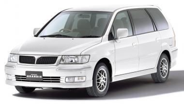 Коврики EVA Mitsubishi Chariot III 1997-2003 (правый руль)