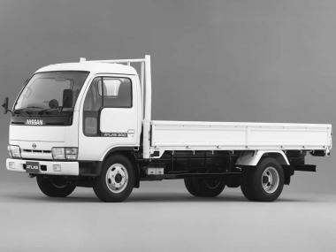 Коврики EVA Nissan Atlas 1993 Грузовой (правый руль)